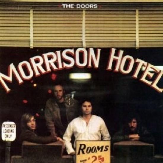 THE DOORS MORRISON HOTEL LP