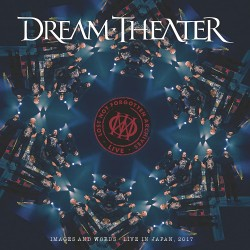 DREAM THEATER 2021 LOST NOT FORGOTTEN ARCHIVES IMAGES AND WORDS LIVE IN JAPAN 2017  CD