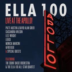 ELLA 100 LIVE AT APOLLO VARIOUS ARTISTS 2020 CD