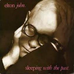 ELTON JOHN SLEEPING WITH THE PAST LP