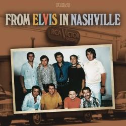 ELVIS PRESLEY FROM ELVIS IN NASHVILLE 2 LP
