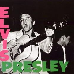 ELVIS PRESLEY ELVIS PRESLEY EX US WHITE VINYL