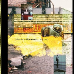 ENO BRIAN FILM MUSIC 1976 2020 2 LP