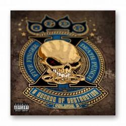 FIVE FINGER DEATH PUNCH A DECADE OF DESTRUCTION VOL 2 LP