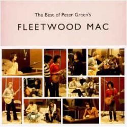 FLEETWOOD MAC THE BEST OF PETER GREEN S FLEETWOOD MAC 2 LP