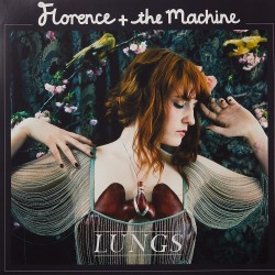FLORENCE + THE MACHINE LUNGS LP