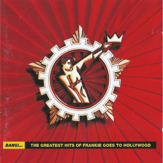 FRANKIE GOES TO HOLLYWOOD BANG! THE GREATEST HITS CD