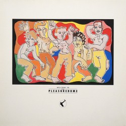 FRANKIE GOES TO HOLLYWOOD WELCOME TO THE PLEASUREDOM CD