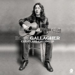 GALLAGHER RORY CLEVELAND CALLING LP RSD 2020 TANGERINE