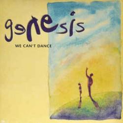 GENESIS WE CAN T DANCE LP