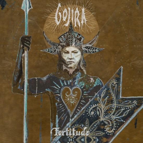 GOJIRA 2021 FORTITUDE CD