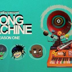 GORILLAZ 2020 PRESENTS SONG MACHINE SEASON 1 2LP + 1CD LIMITED BOX