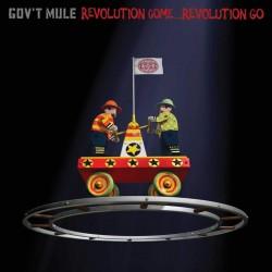 GOV'T MULE REVOLUTION COME REVOLUTION GO LP