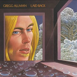 ALLMAN GREGG LAID BACK LP
