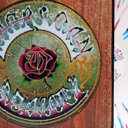 GRATEFUL DEAD AMERICAN BEAUTY 50 ANNIVERSARY LIMITED PICTURE VINYL