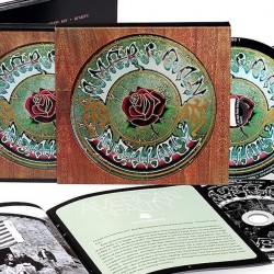 GRATEFUL DEAD AMERICAN BEAUTY 50 ANNIVERSARY 3 CD LIMITED DIGIPACK IN O CARD