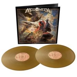 HELLOWEEN 2021 HELLOWEEN LIMITED GOLD VINYL LP