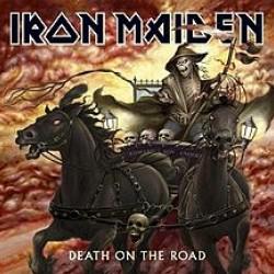 IRON MAIDEN DEATH ON THE ROAD 2 LP