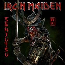 IRON MAIDEN 2021 SENJUTSU  2 CD DIGIPACK