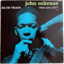 COLTRAINE JOHN BLUE TRAIN LP