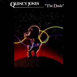 QUINCY JONES THE DUDE LP