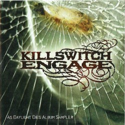 KILLSWITCH ENGAGE AS DAYLIGHT DIES 2LP LIMITED GREY