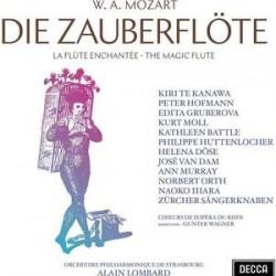 KIRI TE KANAWA 2020 PETER HOFMANN EDITA GRUBEROVA MOZART: DIE ZAUBERFLUTE 2 CD