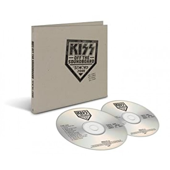 KISS KISS OFF THE SOUNDBOARD: TOKYO 2001 2 CD