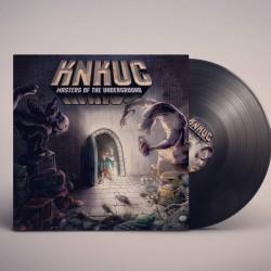 KNKUC 2021 MASTERS OF THE UNDERGROUND LP