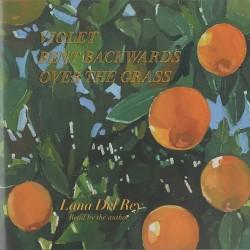 LANA DEL REY 2020 VIOLET BENT BACKWARDS OVER THE GRASS CD