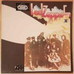 LED ZEPPELIN LED ZEPPELIN II LP