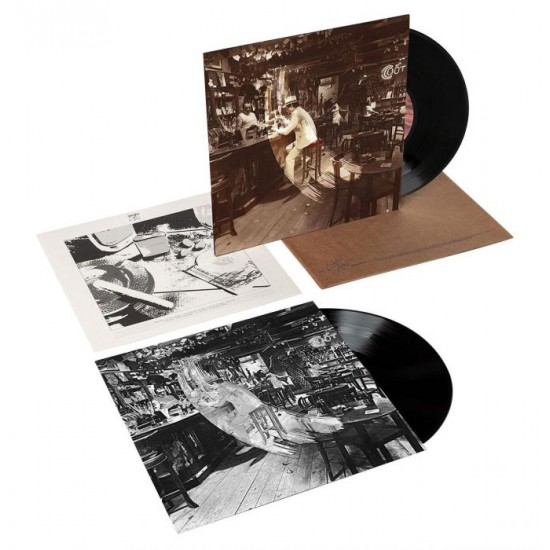 LED ZEPPELIN IN THROUGH THE OUT DOOR DELUXE EDITION 2 LP