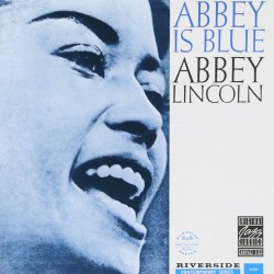 LINCOLN ABBEY ABBEY IS BLUE LP