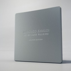 LUDOVICO EINAUDI 2020 SEVEN DAYS WALKING DLX BOX 7CD + 2LP