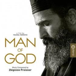 ZBIGNIEW PREISNER 2021 MAN OF GOD Ο ΑΝΘΡΩΠΟΣ ΤΟΥ ΘΕΟΥ (OST) CD