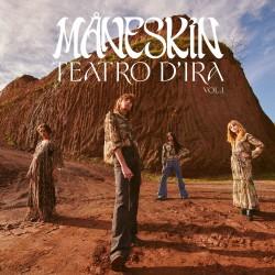 MANESKIN TEATRO D' IRA VOL I CD