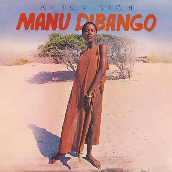 MANU DIBANGO AFROVISION CD