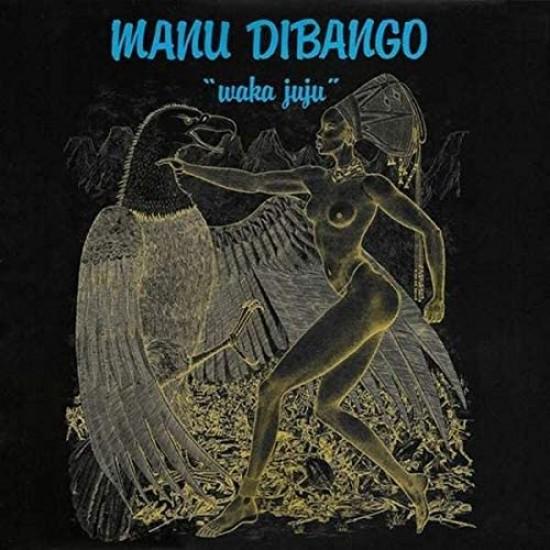 MANU DIBANGO WAKA JUJU CD