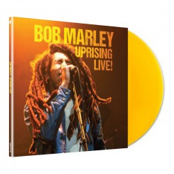 BOB MARLEY UPRISING LIVE! 3 LP LIMITED COLORED