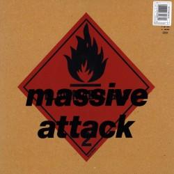 MASSIVE ATTACK BLUE LINES LP