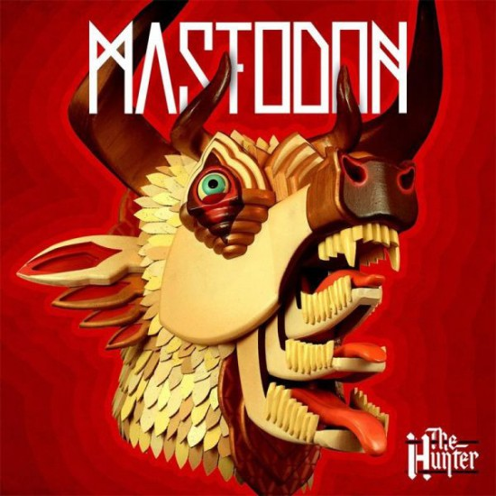 MASTODON THE HUNTER LP