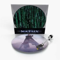 DON DAVIS MATRIX OST LP LIMITED PICTURE