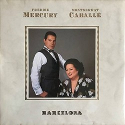 MERCURY FREDDIE CABALLE MONTSERRAT BARCELONA LP
