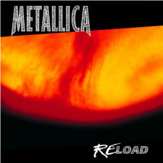 METALLICA RELOAD LP