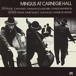 MINGUS CHARLES 2021 MINGUS AT CARNEGIE HALL 2 CD