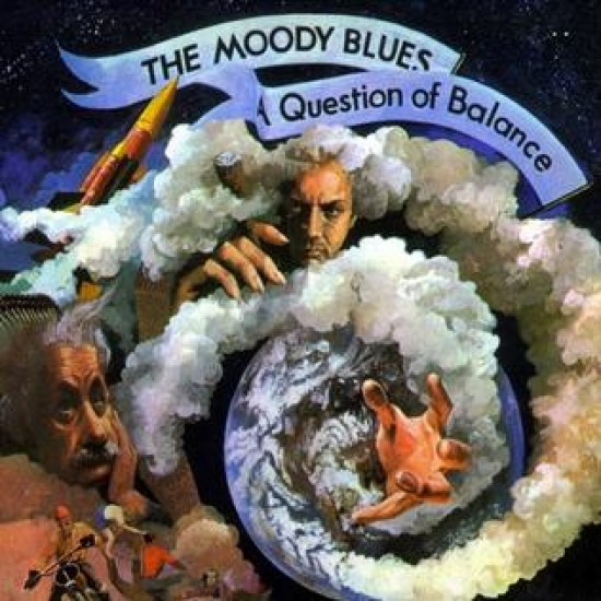 MOODY BLUES A QUESTION OF A BALANCE LP