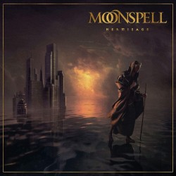 MOONSPELL 2021 HERMITAGE 2 LP LIMITED EDITION