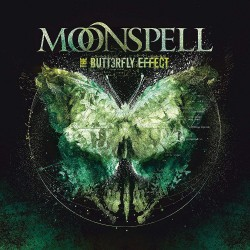 MOONSPELL THE BUTTERFLY EFFECT LP LIMITED EDITION