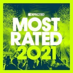 DEFECTED MOST RATED 2021 3 CD