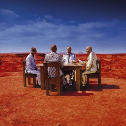 MUSE BLACK HOLES AND REVELATIONS LP